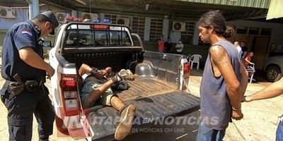 SUMAN TRES LOS DETENIDOS EN CASO ASALTO EN CASA DE COMISARIO