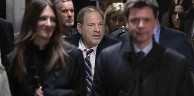 Condenan a 23 años de prisión al productor de Hollywood Harvey Weinstein