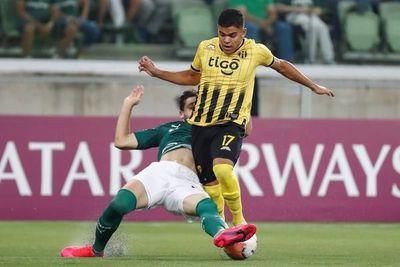 Palmeiras derrota a Guaraní y lidera el Grupo B