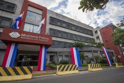 Fiscalía General suspende actividades ante el coronavirus