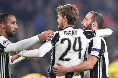 Un jugador de la Juventus dio positivo al coronavirus