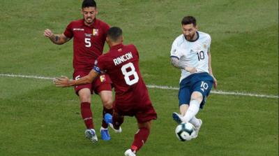 HOY / Hay dos bajas en Venezuela para el debut en Eliminatorias