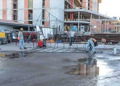 Inversión en obras públicas registran un aumento de 73,3% a febrero de 2020