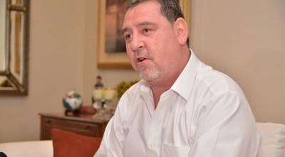 """Proyecto """"cicatriz"""" se activó ayer y salva a Javier Zacarías en el Senado"""