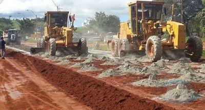 MOPC adjudicó por más de G. 190.000 millones rehabilitación del tramo Curuguaty – Saltos