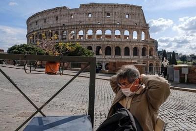 """Italia ante su """"hora más oscura"""": 827 muertos por el Covid-19"""