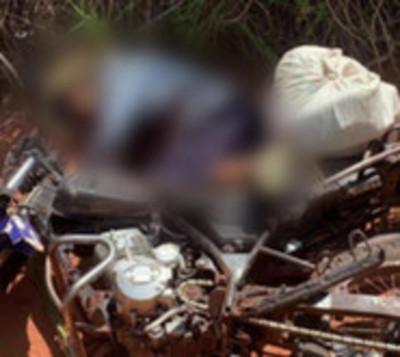 Agricultor muere a balazos en Caazapá