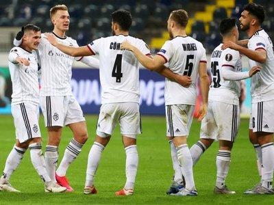 Basilea, con Alderete y Riveros, golea en UEFA