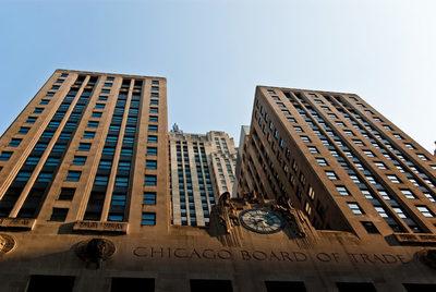 Los granos se desvalorizaron en Chicago, con mercados financieros pesimistas