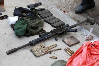 La MARINA estaría dando PROTECCION y FACILITANDO el tráfico de ARMAS de facciones criminales del BRASIL