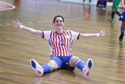 Altoparanaense es nominada a mejor jugadora del mundo en Futsal FIFA