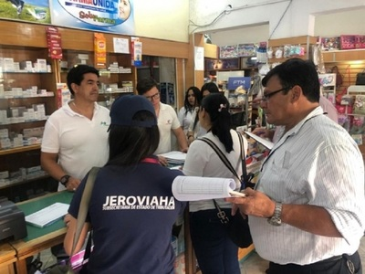 Salud establece precios referenciales para productos ante el coronavirus