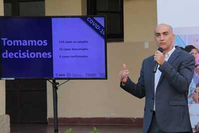 Coronavirus en Paraguay: infectados ya son seis y suspenden ruta a Europa