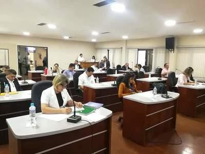 Sin análisis, concejales aprueban ejecución presupuestaria de Vaesken