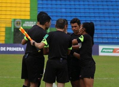 APF designó los árbitros para la 9ª fecha del Apertura