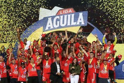 Fútbol colombiano se suspende por coronavirus