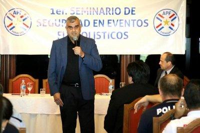 Comisario minimiza agresión a árbitros durante partido de Cerro