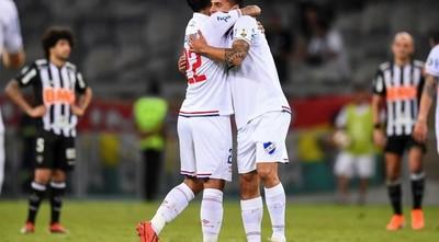 Nacional se une a Cerro Porteño en octavos de final