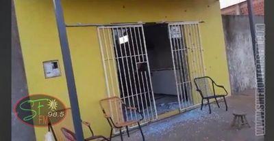 Capitán Bado: Cuatro heridos en fallido intento de homicidio