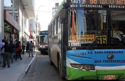 Buses de las FF.AA ayudará al transporte de pasajeros tras limitaciones