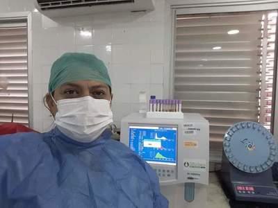 Misiones; el pedido de una bioquímica desde un hospital