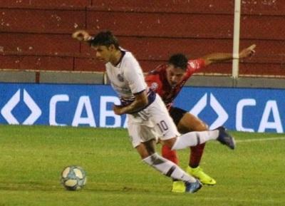 Oscar Romero marcó un gol de media cancha