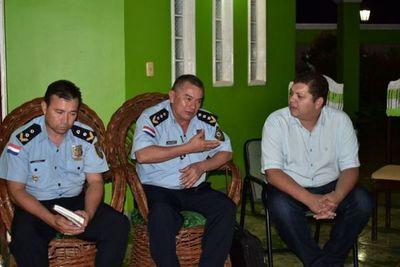 Bochornosa inacción habría motivado el raje del Director de Policía y su inmediato de Seguridad Ciudadana