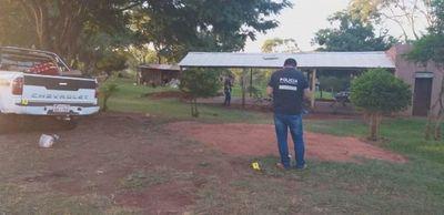 Discusión entre agentes policiales deja tres fallecidos en la Colonia Vista Alegre