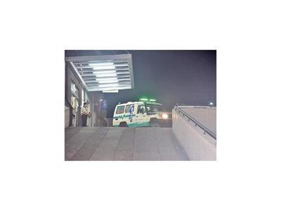 Hieren en el cuello a un joven durante un asalto en Villeta