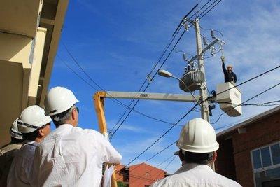 Habrá cortes de energía programados en varios puntos del país