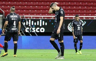 El campeón Monterrey sigue con su mala racha