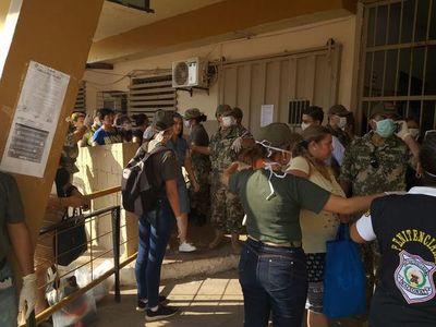 Controlan a visitantes en el penal de Tacumbú