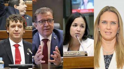 Parlamentarios y otras autoridades donarán sus sueldos del mes para lucha contra el Coronavirus