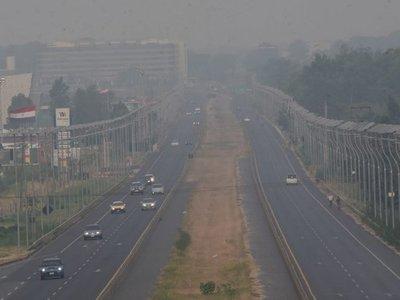 Asunción y otras ciudades afectadas por humareda por quemazones
