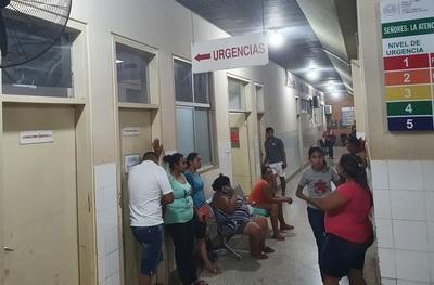 Personal del Hospital Regional denuncia precarias condiciones laborales
