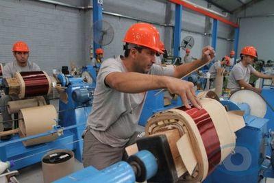 Con planificación y trabajos formales, industria paraguaya se posiciona como tercer componente del PIB nacional
