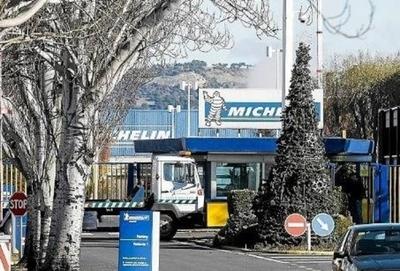 HOY / Michelin cierra sus fábricas en España, Francia e Italia por el coronavirus