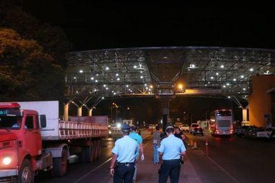 Criminal actitud de Brasil pone en riesgo la frontera, CDE y Pedro Juan no aplican controles