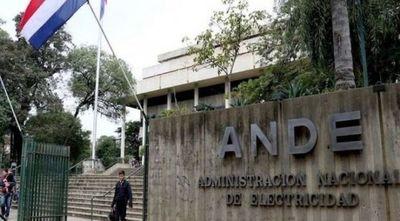Por crisis del coronavirus, ANDE posterga vencimiento de facturas