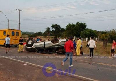 Comisario retirado fallece en accidente de tránsito en Villarrica