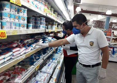 Verifican calidad y precios de productos en comercios •