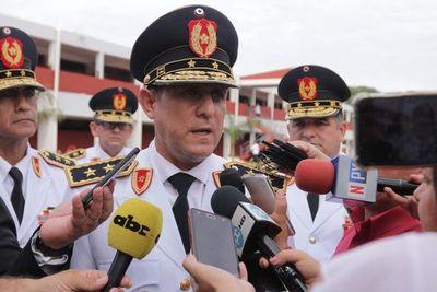 Comandante de la Policía fue sometido a una cirugía pero se encuentra estable
