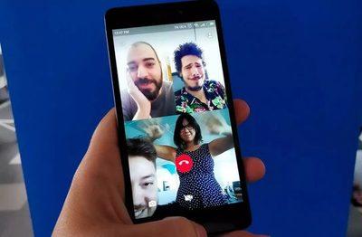 WhatsApp: Cómo hacer videollamadas grupales