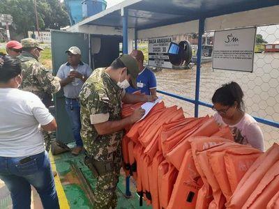 Prohíben ingreso de extranjeros en frontera con el Brasil en el Chaco