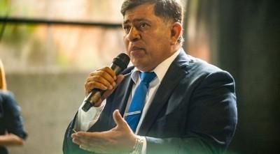 Intendente de Lambaré presenta su renuncia