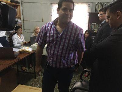 Caso Chilavert: Mañana se presenta resultado de pericias al intendente Urbieta