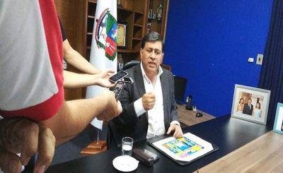 Lambaré: Armando Gómez presentó renuncia a la intendencia municipal