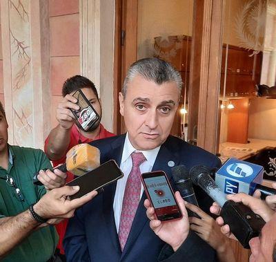 """Villamayor niega """"pacto de impunidad"""""""