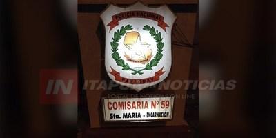 GRAVE ACCIDENTE SOBRE LA RUTA N° 6 ZONA SANTA MARÍA.