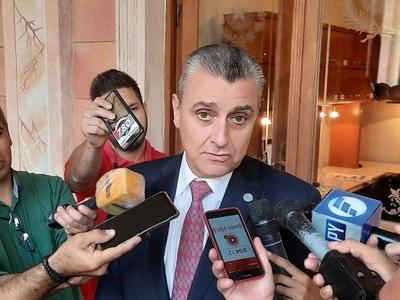 Villamayor dice que no violó el protocolo porque retornó al país antes de la declaración de cuarentena